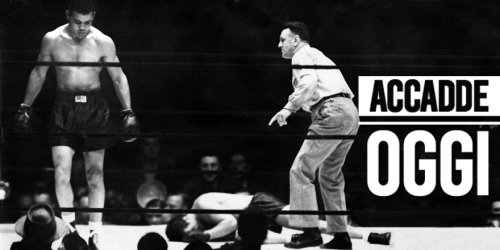 80 anni fa, Joe Louis vs Billy Conn 1: il miracolo mancato!