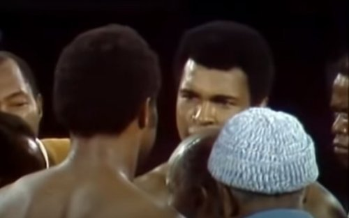 George Foreman Is Spot On About Muhammad Ali