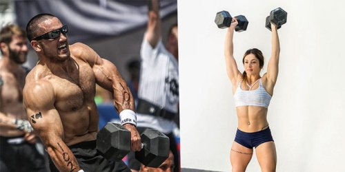 15 Underused Dumbbell Exercises every CrossFit Athlete should Add into their Training (Suitable for Home