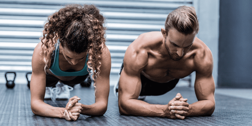 6 Isometric and Plank Abs Exercises to Build Solid Core Strength for CrossFit | BOXROX