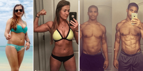 How to Shed Fat and Completely Transform your Body | Page 2 of 4 | BOXROX