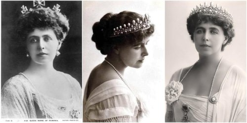 The Last Queen of Romania: 18 Stunning Portraits of Marie of Romania in the Early 20th Century
