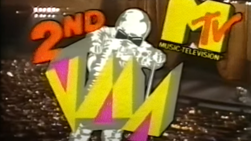 1985 MTV Video Music Awards on TRN Time Machine