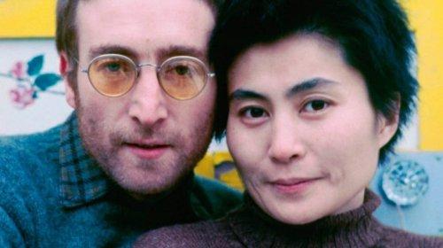 Fotos raras dos anos 70 de John Lennon e Yoko Ono em casa