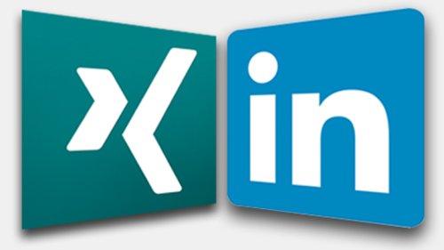 Kleine Studie zur Datenqualität der Kontakte bei Linkedin und Xing