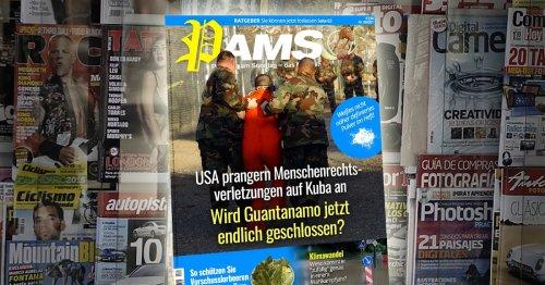 Heute in PamS: USA prangern Menschenrechtsverletzungen auf Kuba an – Wird Guantanamo nun endlich geschlossen?