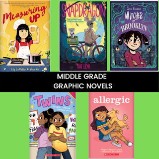 Text Set: Middle Grade Graphic Novels