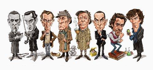 I Hear of Sherlock Everywhere cover image