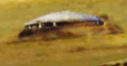 This Mars UFO Image Looks Amazing | Top 100