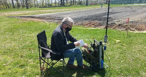 World Amateur Radio Day 2021