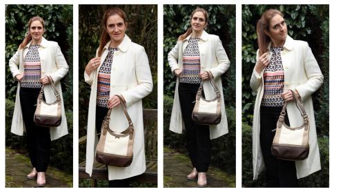 Fashion Friday again - nur ein wenig rose und musterhaft schick in den Frühling!
