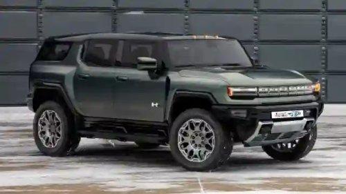 جي ام سي همر 2024 EV SUV بقوة 830 حصان (سعر ومواصفات وصور)
