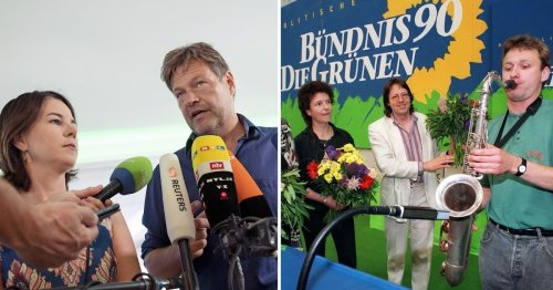 """""""Totale Spinner"""" – Grüne schließen Koalition mit Grünen von vor 30 Jahren aus"""