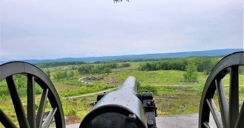 A History Lesson in Gettysburg, Pennsylvania