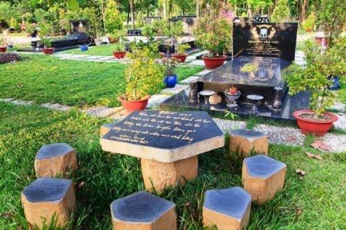 Hoa viên nghĩa trang CPHACO cover image