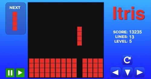 Langer Stein aus Tetris bekommt eigenes Spiel