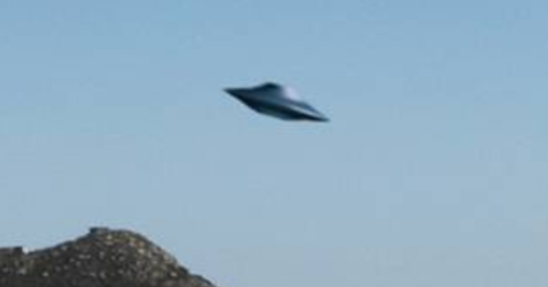 I've Checked it Myself | The Flying Saucer Is Really There