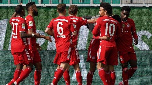 Musiala glänzt als Doppeltorschütze beim FC Bayern-Sieg beim VfL