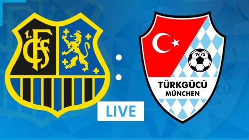 3. Liga: Saarbrücken - Türkgücü im BR Fernsehen und Stream