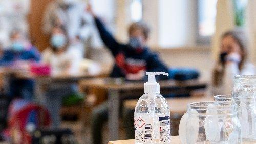 Keine Meldepflicht für positive Corona-Tests an Schulen
