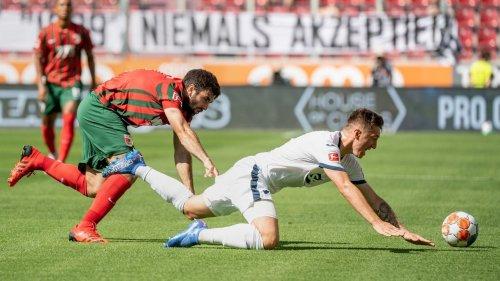 """Augsburg will gegen Gladbach """"eklig verteidigen"""""""
