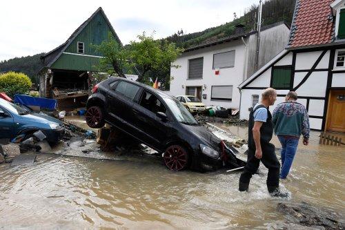 Unwetter in Deutschland - Zahl der Toten steigt auf 42