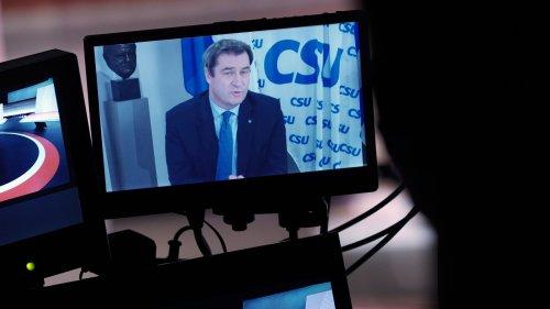 Söder für Deutschland: CSU wirbt um Mitglieder außerhalb Bayerns