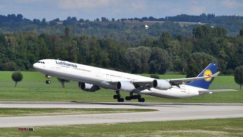 Lufthansa stellt Flugverbindung von Nürnberg nach München ein