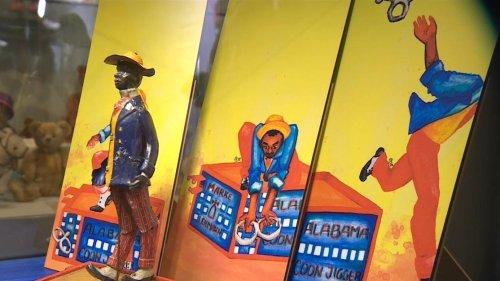 """Auseinandersetzung : Ausstellung """"Spielzeug und Rassismus"""" in Nürnberg"""