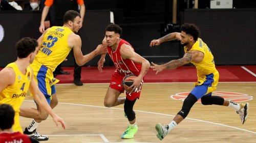 Basketball: Schwerer Euroleague-Auftakt für den FC Bayern