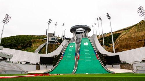 Olympia in Peking - Reise ins Ungewisse für die Wintersportler