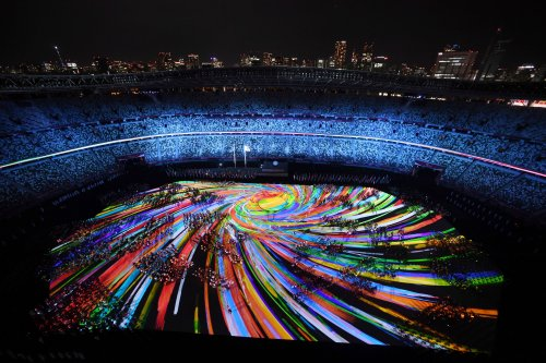 Kaiser Naruhito erklärt Paralympics in Tokio für eröffnet