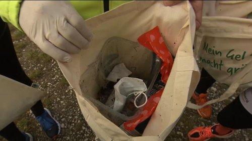 Ocean-Challenge : Müll sammeln in Nürnberg und im Meer