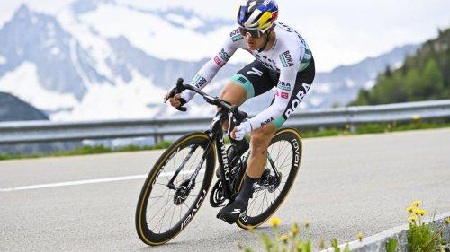 Skibergsteiger Toni Palzer lotet als Radprofi seine Grenzen aus