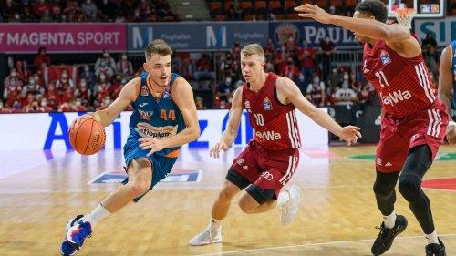 BBL: Bayern verliert knapp, Bamberg mit Auftaktsieg