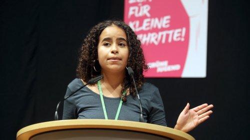 Sarah-Lee Heinrich: Gefangen in der Infantilisierungsfalle | BR.de