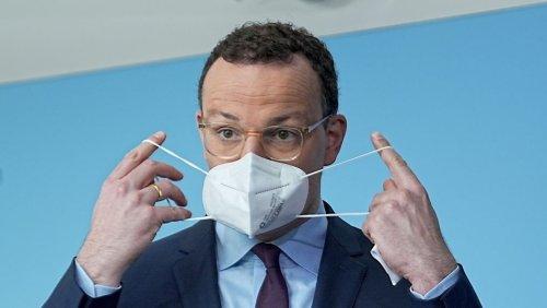 """Nach Mord an Tankstelle: Spahn verurteilt """"Pandemie-Extremismus"""""""