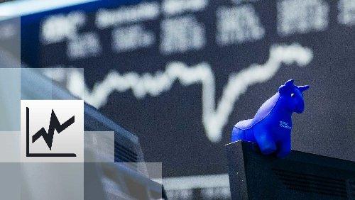Börse: DAX mit deutlichen Kursverlusten