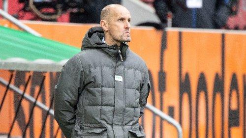 FC Augsburg: Trainer Herrlich gelobt nach Kritik Besserung