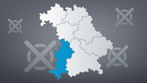 Die Bundestagswahl in Schwaben