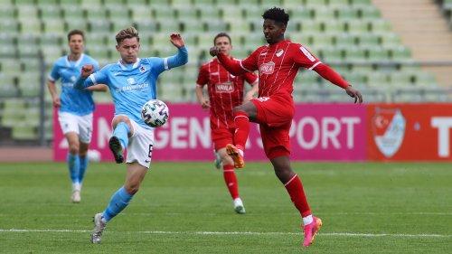 1860 München nach 2:0 bei Türkgücü an den Aufstiegsplätzen dran