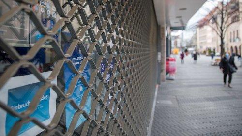 Geschäfte in Nürnberg, Fürth und im Landkreis Ansbach schließen