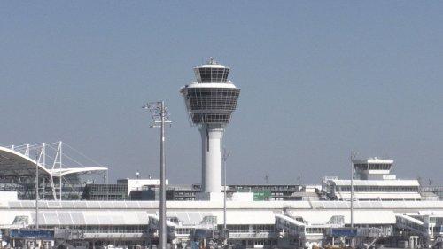 Flughafen München meldet dreistelligen Millionenverlust