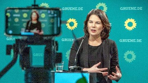 Fränkische Grünen-Abgeordnete freuen sich über Annalena Baerbock