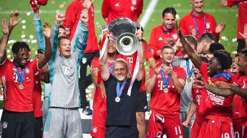 FC Bayern gewinnt die Champions League