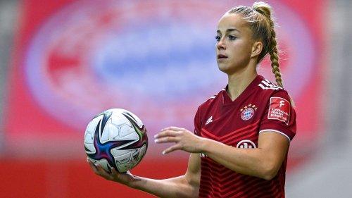 DFB-Frauen: Giulia Gwinn kehrt zur WM-Qualifikation zurück