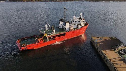 Neues Rettungsschiff Sea-Eye 4 auf dem Weg ins Mittelmeer