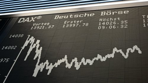 Börsen-Ticker: Ryanair hat viel vor