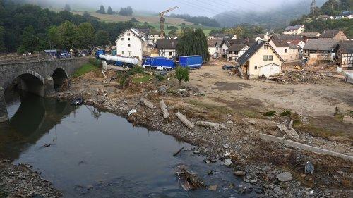 #Faktenfuchs: Die Hochwasser wurden nicht künstlich ausgelöst