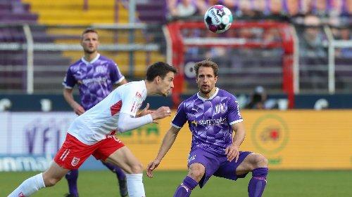 SSV Jahn Regensburg: Personalsorgen vor dem Hannover-Spiel